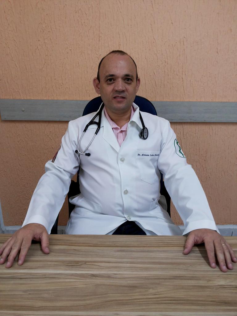 Dr.Antonio Carlos Mamede ( Clínica Médica & Cardiologia )1