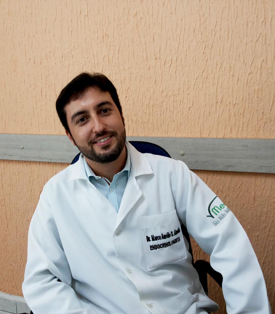 Dr.marcos Aurélio S. Almeida  ( Endocrinologia & Metabologia )1